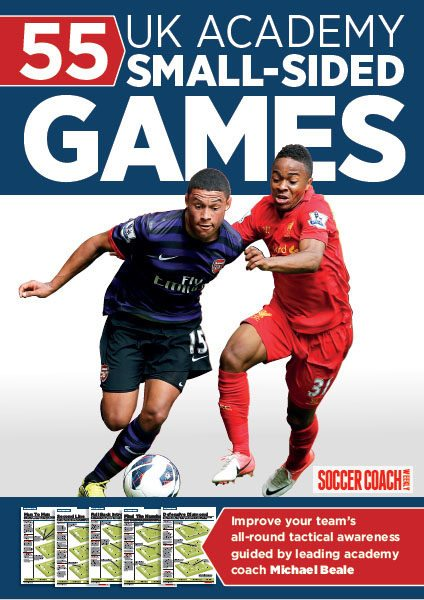 55 UK Academy Small-Sided Games Cover